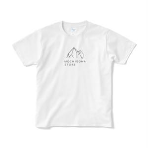 流氷を守るもちごまのTシャツ