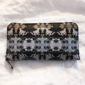 【xmas gift selection】 CILANDSIA leather Long wallet