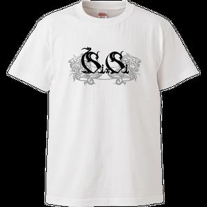 『Si×Si』Tシャツ 白