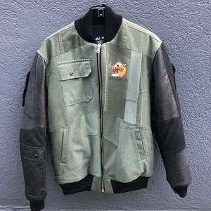 COTEMER MILITARY BOMBER JACKET