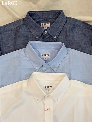 SERO BUTTON DOWN L/S SHIRTS