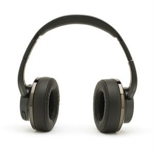 「いい音」ワイヤレスヘッドホン/スピーカー TA-MH5-BK