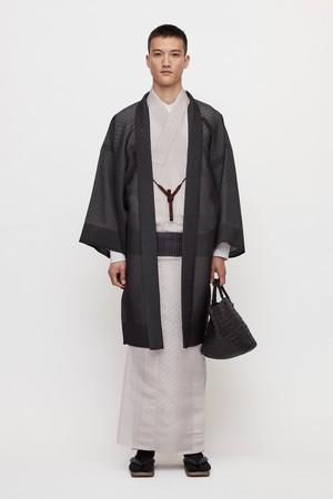 きもの / 十日町市松 / Silver(With tailoring)