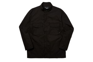 WHIMSY / UTILITY BDU JACKET -BLACK-