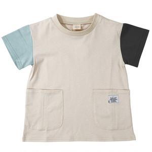 RIO マルチ配色Tシャツ