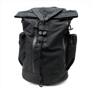 DATUM「METRONOS」JAM ROLL TOP PACK <BLACK>