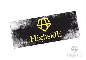 HighsidE『タオル』