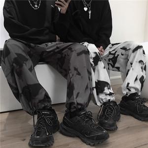 【ボトムス】ストリート系ファッションカジュアル通勤クールパンツ34118881