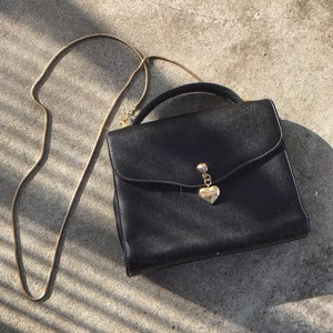 【Vintage】MOSCHINO Leather Bag