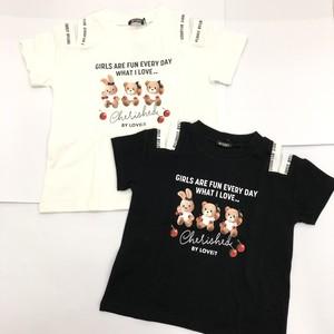 by♡LOVEiT バイラビット 7812215ラビ子&ビビTシャツ