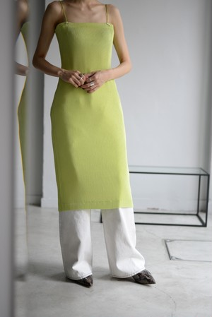 YOHEI OHNO / Pleats Dress