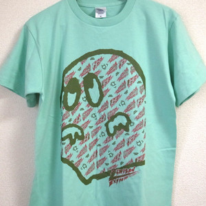 T-shirt【JUST IMAGE / mint green】