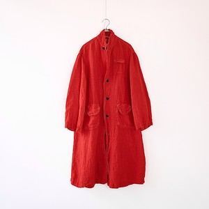 Manteau 1910  col. Red