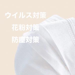 【数量限定】使い捨てマスク 50枚(税抜1,500円) U0000