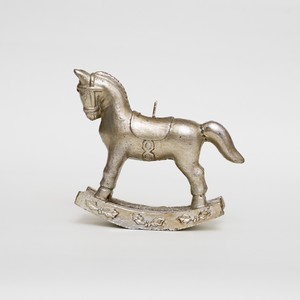 rocking horse candle(outlet)