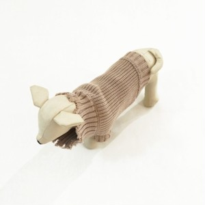 TODAYFUL(トゥディフル) Dog Turtle Knit【S〜Lサイズ】