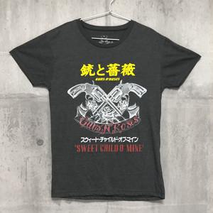【送料無料 / ロック バンド Tシャツ】 GUNS N' ROSES / Sweet Child O' Mine Men's T-shirts M ガンズ・アンド・ローゼズ / スウィート・チャイルド・オブ・マイン メンズ Tシャツ M