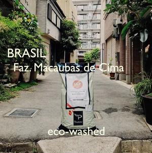 BRASIL -中深煎- 200g