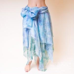<オーダーメイド>MILELE/シルクフェアリースカート