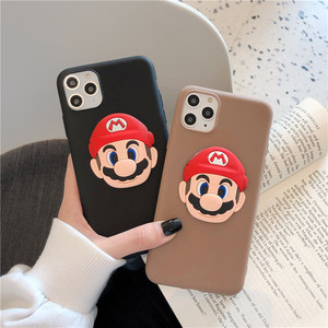 Mario iphone galaxy case