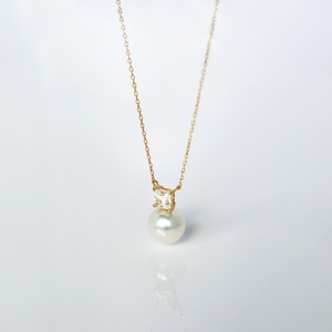 ELEMENTS / Necklace (White)