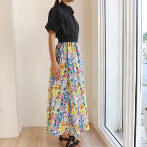 butterfly / マキシスカート