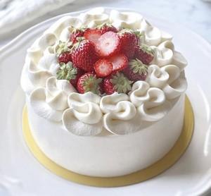 イチゴサンドケーキ12センチ