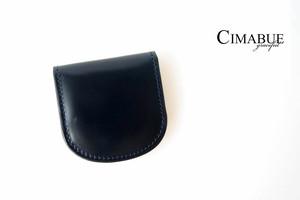 チマブエ グレースフル|CIMABUE graceful |アリニンコードバン 小銭入れ|コインケース|レーデルオガワ|ネイビー