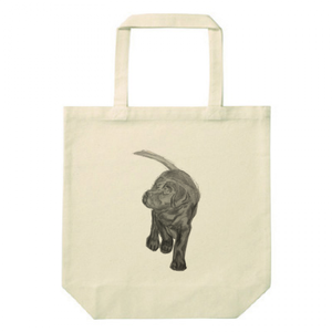 "Totebag that brings Luck! Labrador ""Zeass"" Tote bag"