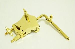 シングルタムクランプ(ゴールド)