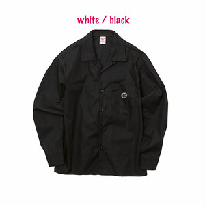 hntbk work shirt rocksteady(white / black)