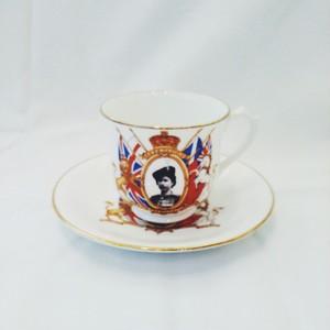 Vintage Elizabeth Cup & Saucer