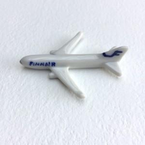 フィンエアー航空機の箸置き