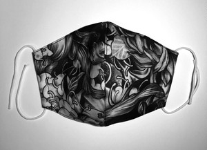 エチケットマスク <BLACK>