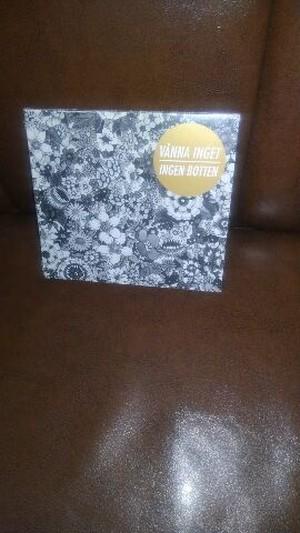 Vånna Inget INGEN BOTTEN CD (HTR068)