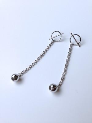 Mantel chain pierced (マントルチェーンピアス)