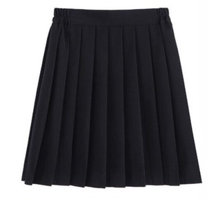 ♡4999今だけ⇒2999!大きいサイズ日系学院風プリーツスカート