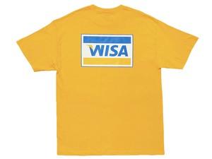WHIMSY(ウィムジー) / WISA TEE -YELLOW-
