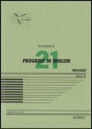 エデック プログレス21REVISEDBOOK3 WORKBOOK 問題集本体と別冊解答つき 新品完全セット ISBN なし