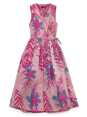 CLAUDIA DRESS - pink lemonade