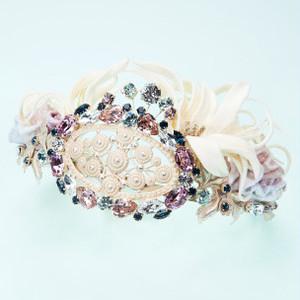 head accessory 春の光【レンタル商品】