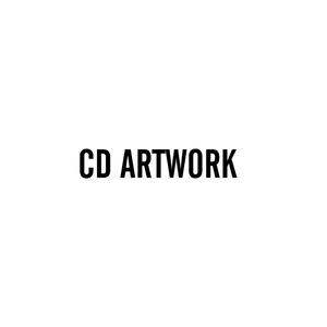 CDジャケットデザイン(1タイトル 表紙/裏表紙)