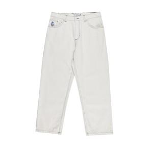 POLAR SKATE CO / 93 DENIM -WASHED WHITE-