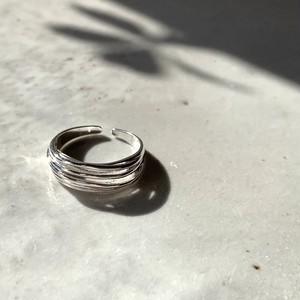 Bowstring Ring_Silver925