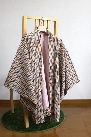 羽織 Haori Kimono 網目文様