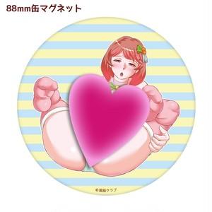 幻惑双成展 缶マグネット(風船クラブ)