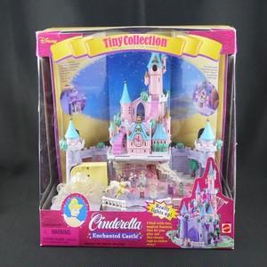 超美品 ライトアップ・シンデレラ城 箱付き完品  ディズニー