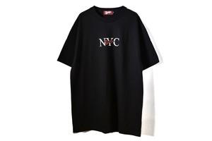 NYC LOGO T-SHIRT - Black