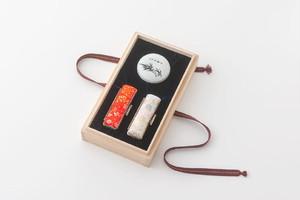 特撰京印章「京の璽」夫婦印セット
