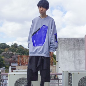 Harmony Sweat / GRAY×BLUE